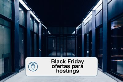 Black Friday ofertas para hosting