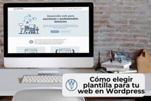 ¿Cómo elegir plantillas WordPress?