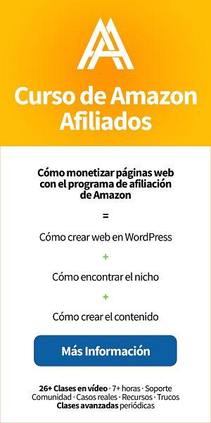 Curso de Afiliados de Amazon