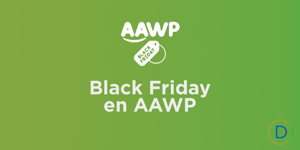 Descuentos AAWP Black Friday en AAWP