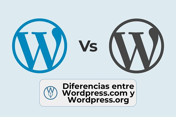 Diferencias entre wordpress.com y wordpress.org opt