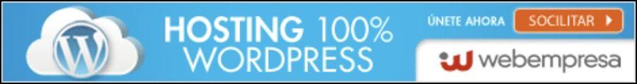 Como elegir hosting para wordpress: Webempresa