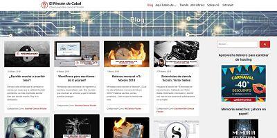 Google PageSpeed en un blog