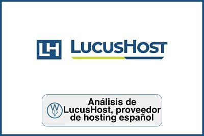 Lucushost opiniones del hosting español