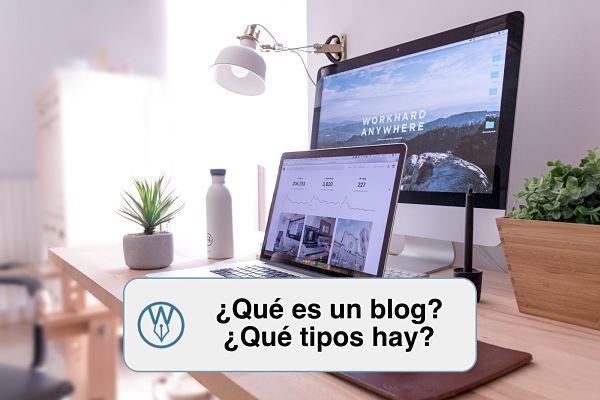 Que es un blog y que tipos hay wordpress
